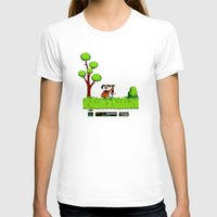 gameboy T-shirts featuring Gameboy by Janismarika