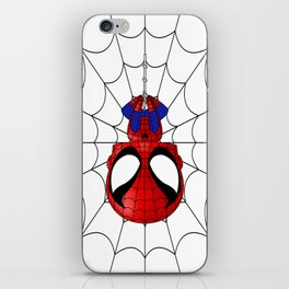 Web Slinger iPhone Skin