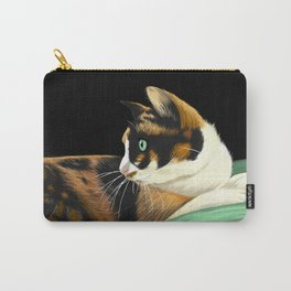 My lovely cat Carry-All Pouch