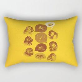 Bananaz Rectangular Pillow