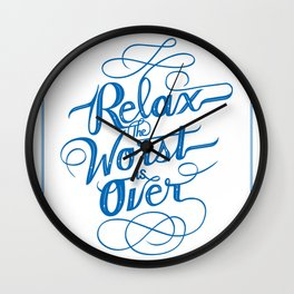 Relax the Worst Is over Wall Clock