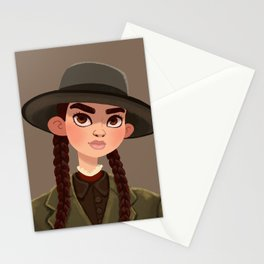 Mattie Ross Stationery Cards