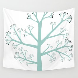 Greenleaves Wall Tapestry