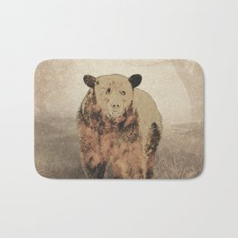 Formosan Black Bear Bath Mat