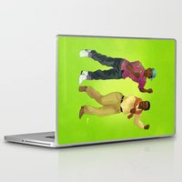 fresh prince Laptop & iPad Skins featuring Fresh Prince by Dave Collinson