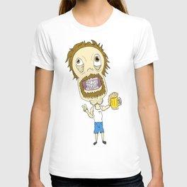 Beer Man T-shirt