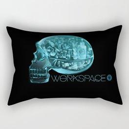 WORKSPACE. Rectangular Pillow