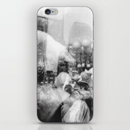 Union Square Pillow Fight iPhone Skin