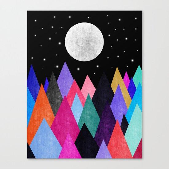 Moon Light XIX Canvas Print
