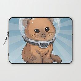 Keep Calm Kitty Laptop Sleeve