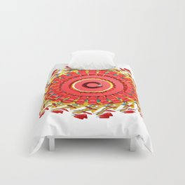 Radial Four Comforters