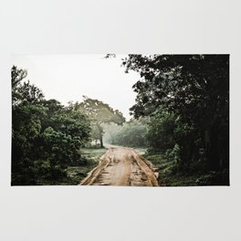 Into the Jungle Rug