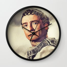 Kenneth Connor, Vintage Actor Wall Clock