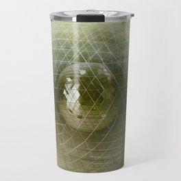 Caged World Travel Mug