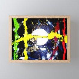 MOON LOVERS                   by Kay Lipton Framed Mini Art Print