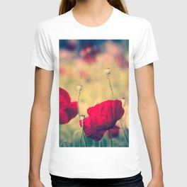 Keokea Poppy Dreams T-shirt
