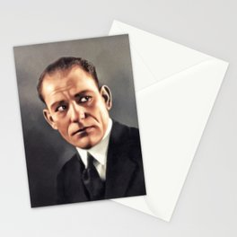 Lon Chaney, Vintage Actor Stationery Cards