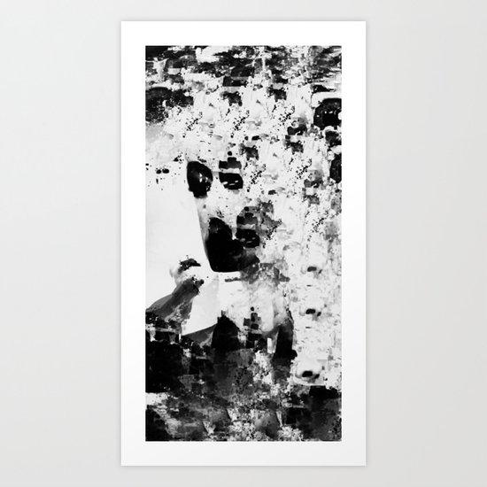 Y O L K  IN NETHER Art Print
