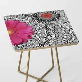 Flower Tangle Side Table