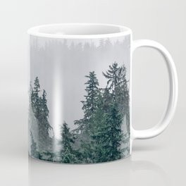 The Faded Fog Coffee Mug