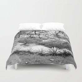 Oaxaca Mountain Duvet Cover