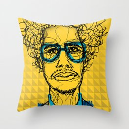 Rodriguez Lopez Throw Pillow