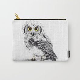 Pretty Little Owl Carry-All Pouch