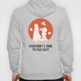 Everybody's Gone To PAX East - light Hoody