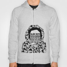 Trayvon Martin - Black Lives Matter - Series - Black Voices Hoody