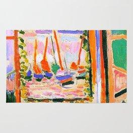 Henri Matisse Open Window Rug