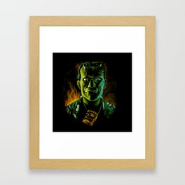 Party Monster Framed Art Print