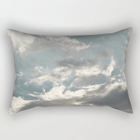 heaven and freedom Rectangular Pillow
