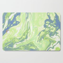 Nature forces Cutting Board