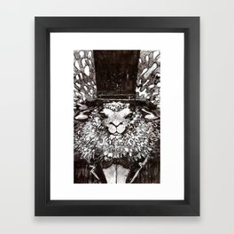 Woolliam Framed Art Print