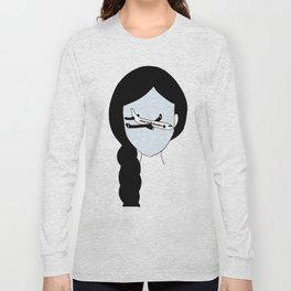 Travel addict Long Sleeve T-shirt