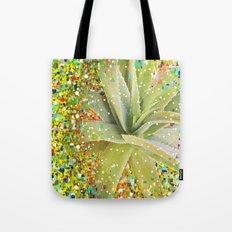 Aloe Christmas Tote Bag