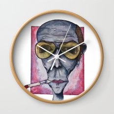 Gonzo Hunter Wall Clock
