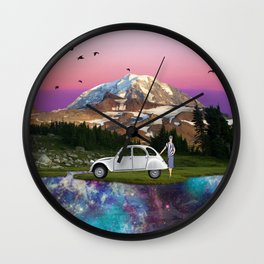 DESTINATION Wall Clock