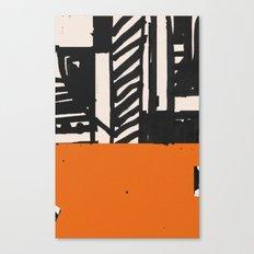 Heute Canvas Print