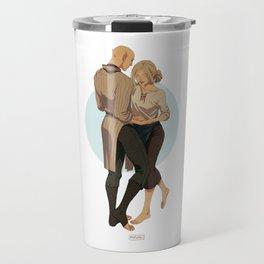 Ballroom dance Travel Mug