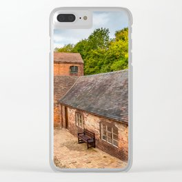 Bottle Kiln Coalport Clear iPhone Case