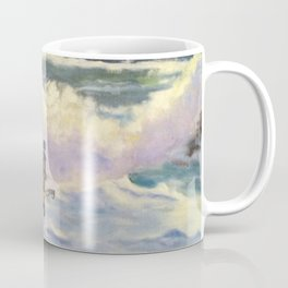 S l a s h  in the ocean Coffee Mug