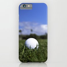 Golf ball in the rough iPhone 6 Slim Case