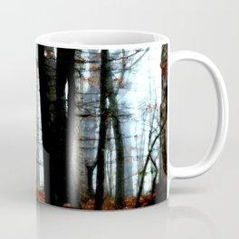 Foggy Wood Coffee Mug