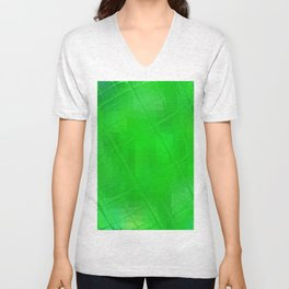 Re-Created Twisted SQ XLI by Robert S. Lee Unisex V-Neck