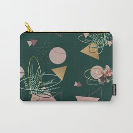 Succulents Atoms #society6 #decor #buyart Carry-All Pouch