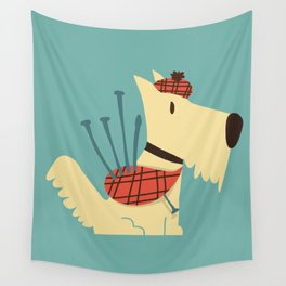 Scottish  Terrier - My Pet Wall Tapestry
