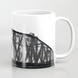 CANADIAN NATIONAL RAILWAY PIVOTING BRIDGE Coffee Mug