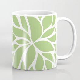 Bloom - Olive Coffee Mug