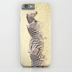 trois::kenya iPhone 6s Slim Case
